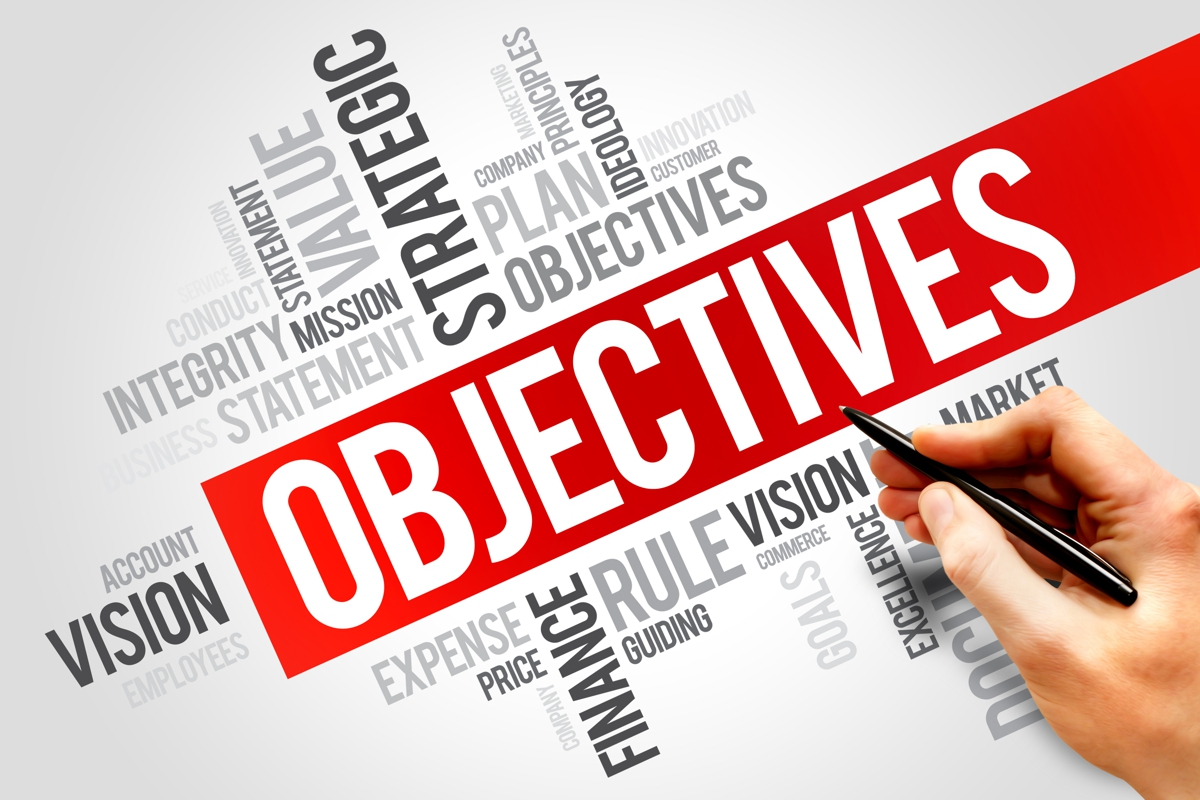 what are the objectives of marketing Your marketing objectives might include targeting a promising new market segment to help achieve  .